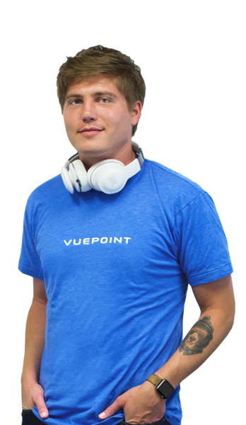 Chris from the Vuepoint Team
