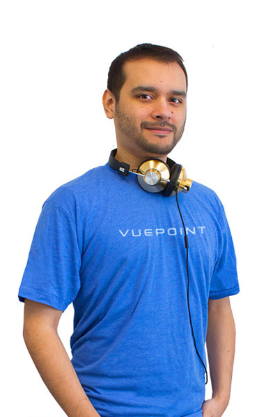 JR from the Vuepoint Team
