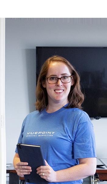 Lauren from the Vuepoint Team