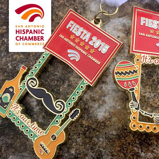 SAHCC: Fiesta Medal (2015)