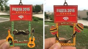 Fiesta Medal Designs
