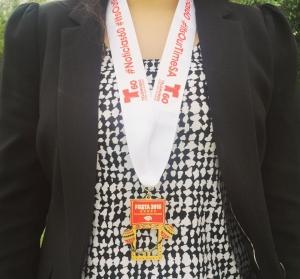Fiesta Medal Lanyard