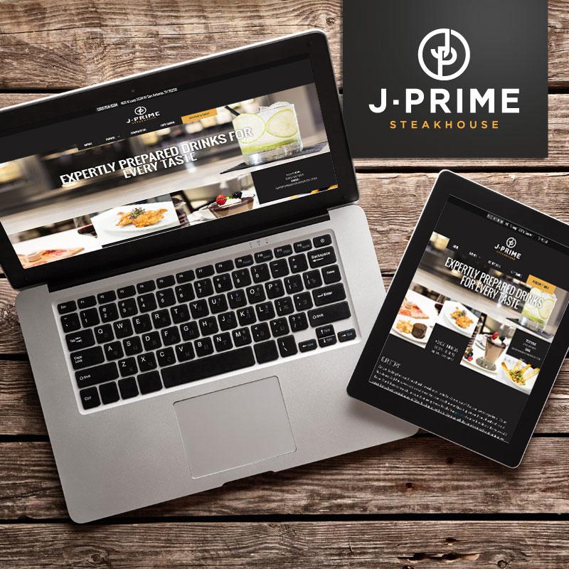 J-Prime: Website