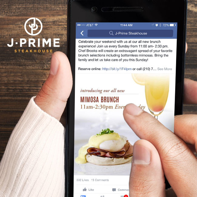 J-Prime: Facebook Advertising