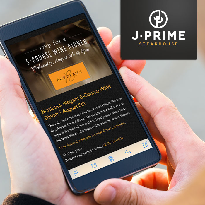 J-Prime: Email Marketing