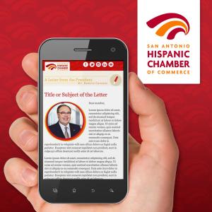 SAHCC Custom Email Templates