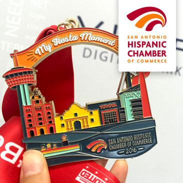 "SAHCC Fiesta Medals – 2016 ""My Fiesta Moment"""