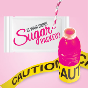Sugar Packed Campaign