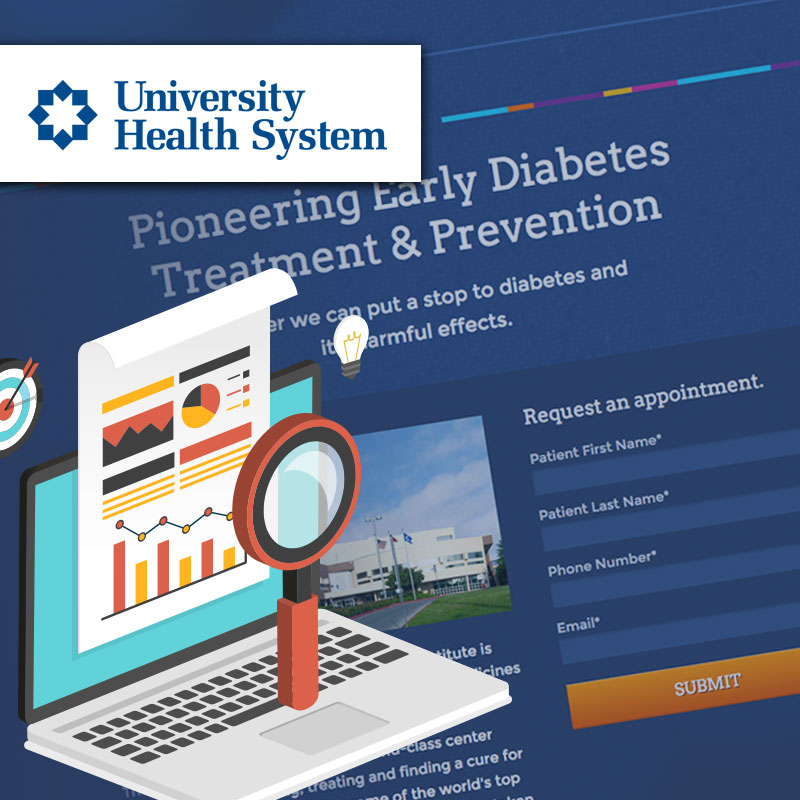 UHS: TX Diabetes Institute Landing Page