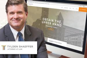 Tylden Shaeffer, Attorney at Law Website