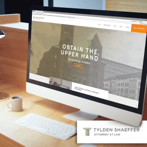 Tylden Shaeffer, Attorney at Law Website