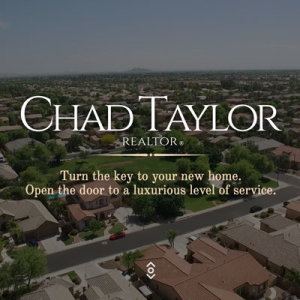 Chad Taylor Luxury Website