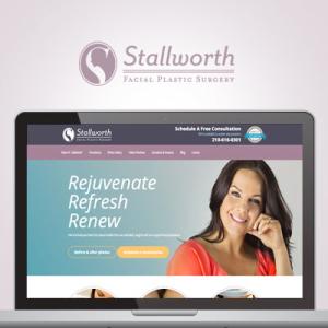 Stallworth Facial Plastics Web Design